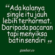 Jomblo Single Adamauliaaziz